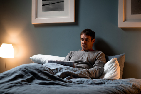 """Four out of ten Australians regularly don't get the sleep our bodies need. We need to change that, Australia!"" -- Rugby legend Brad Fittler (Photo: Business Wire)"