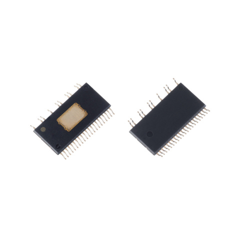 "Toshiba: 600V small intelligent power device ""TPD4162F"" that helps lower motor power dissipation (Photo: Business Wire)"