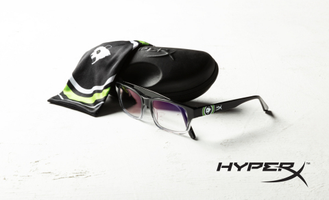 HyperX Gaming Eyewear Panda Global Edition (Photo: Business Wire)