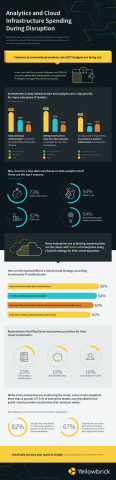 IT Decision-Makers Continue Cloud and Analytics Investments (Graphic: Business Wire)