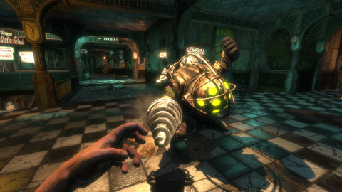 BioShock: The Collection will be available on May 29. (Photo: Business Wire)
