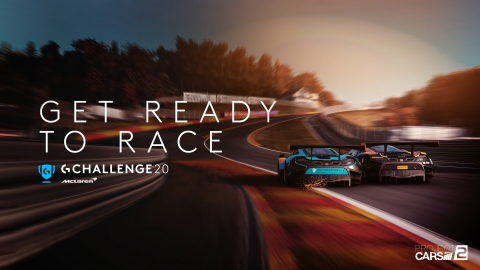 The Logitech McLaren G Challenge 2020 will see gamers and racers from around the world battle for the World's Fastest eRacer. (Graphic: Business Wire)