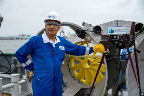 OceanBased Perpetual Energy CEO Nasser M.N. Alshemaimry (Photo: Business Wire)