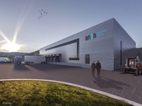 Logistics Center Rendering (Photo: Business Wire)