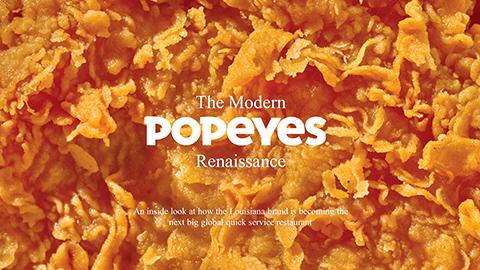 The Modern Popeyes® Renaissance