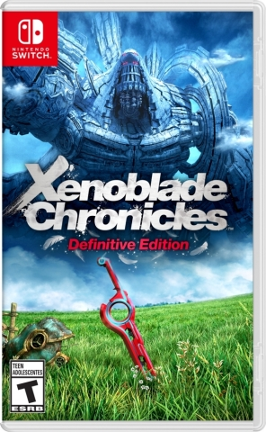 Xenoblade Chronicles: Definitive Edition is now available at a suggested retail price of $59.99. (Graphic: Business Wire)