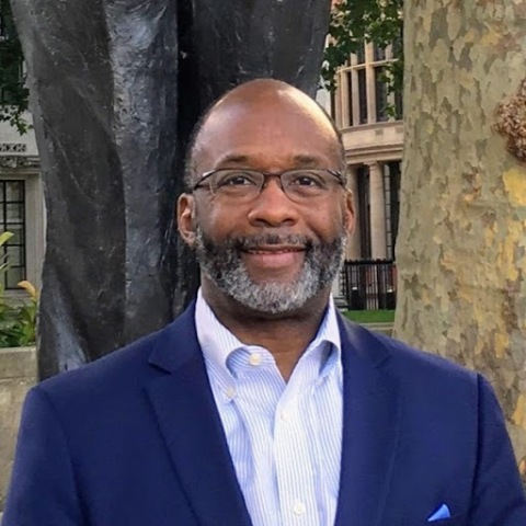 Dr. Vindell Washington, interim CEO at Onduo LLC and chief clinical officer of Verily's Health Platforms