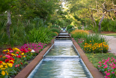 Cerulean Park, one of the WaterColor community's public green spaces (Photo: Business Wire)