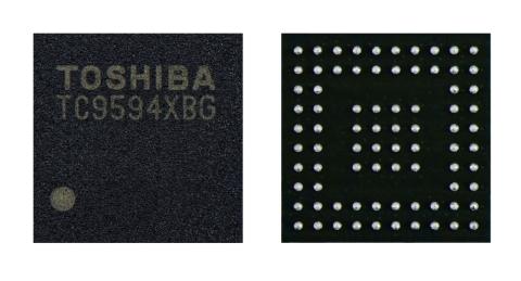 東芝:車載IVI(In-Vehicle Infotainment)システム向インターフェースブリッジIC「TC9594XBG」 (写真:ビジネスワイヤ)