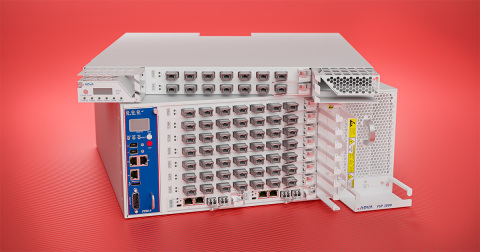 Zenlayer is answering a huge surge in data demand with the ADVA FSP 3000 (Photo: Business Wire)