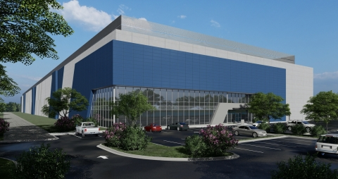 Aligned Data Center Campus in Ashburn (Photo: Business Wire)