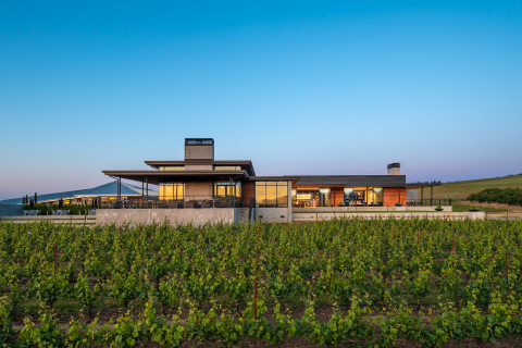 Ponzi Vineyards Tasting Room and Event Space in Sherwood, Oregon (Photo: Business Wire)