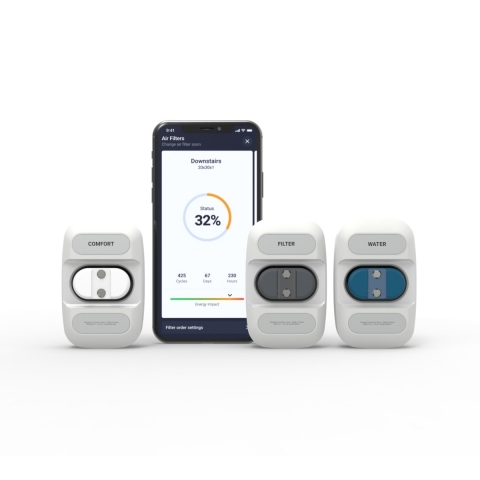 Today, SmartAC.com officially launched out of stealth mode with $10 million in funding for its air conditioning and heating (HVAC) health platform that digitizes the experience of AC ownership, extends equipment life and saves homeowners money. (Photo: Business Wire)