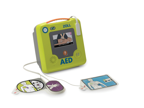 ZOLL AED 3 (Photo: Business Wire)