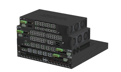 ADTRAN SDX 6000 series of virtual OLTs (Photo: Business Wire)
