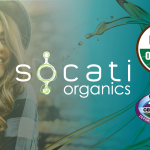 Socati Receives Coveted USDA Certification; Begins Shipping Organic Broad Spectrum and Full Spectrum CBD Ingredient Line Up