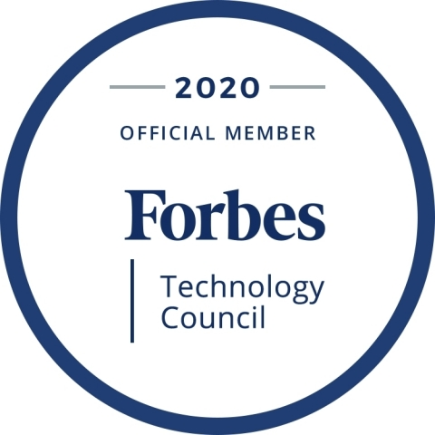 Forbes Technology Council, 2020 official Member