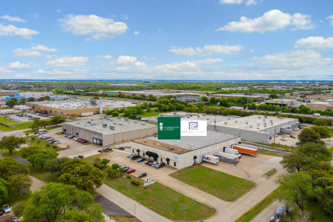 Corinth Land Co. and Prattco Creekway Industrial (PCI) continue to add to their joint venture portfolio with the acquisition of 1110 Ave. H in Arlington, Texas. The property is 100 percent leased with Digital Room as its major tenant. The Ave. H property sits on 1.6 acres with 25,000 SF and was built in 1979. The building is adjacent to an already existing building in the PCI/Corinth Land partnership. (Photo: Troy Grant, Epic Foto Group)