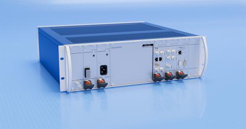 ADVAs OSA 3350 ePRC+ setzt neue Maßstäbe für die Netzwerkbranche (Foto: Business Wire)