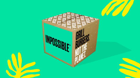 Impossible Foods' Direct-To-Consumer Box (Graphic: Business Wire)