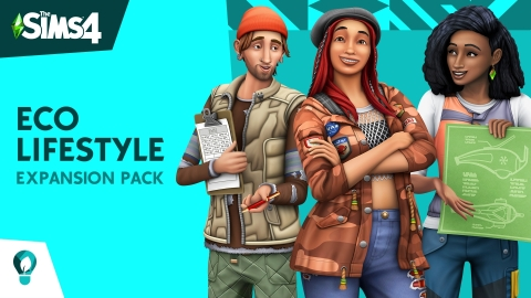The Sims 4 Eco Lifestyle Expansion Pack (Graphic: Business Wire)