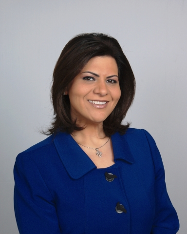 Mariam Siryani has joined Bank of Southern California as Senior Managing Director. (Photo: Business Wire)
