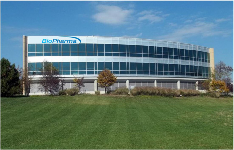 BioPharma's new site in St. Louis MO