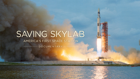 Saving Skylab Wins Three Telly Awards (Photo: Business Wire)