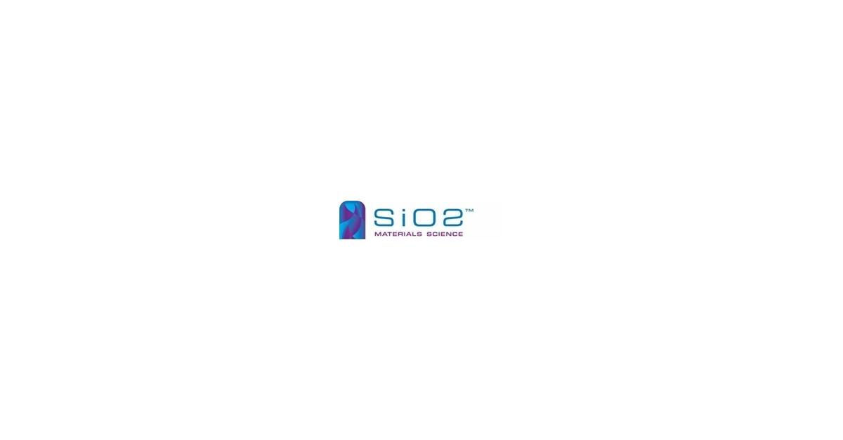 SiO2 Logo.'