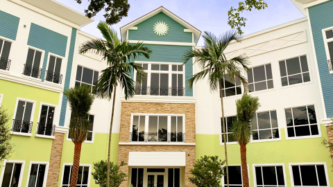 Chetu's newly-opened global headquarters at University Professional Center in Plantation, Florida. (Photo: Business Wire)