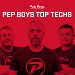 Pep Boys Announces 'Top Techs'