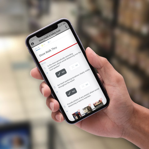 ThirdChannel's Retail Safety Auditor™ (Photo: Business Wire)