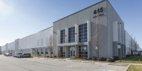 445 Airtech Pkwy, Indianapolis, IN (Photo: Business Wire)