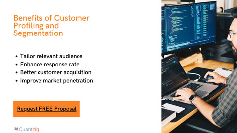 Benefits of customer profiling and segmentation