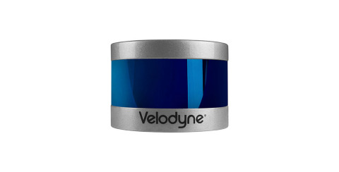 AGROINTELLI's Robotti autonomous tool carriers use Velodyne's Puck™ sensors for safe and efficient navigation on farmland. (Photo: Velodyne Lidar)