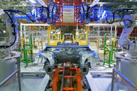 Welding Workshop (Photo: Business Wire)