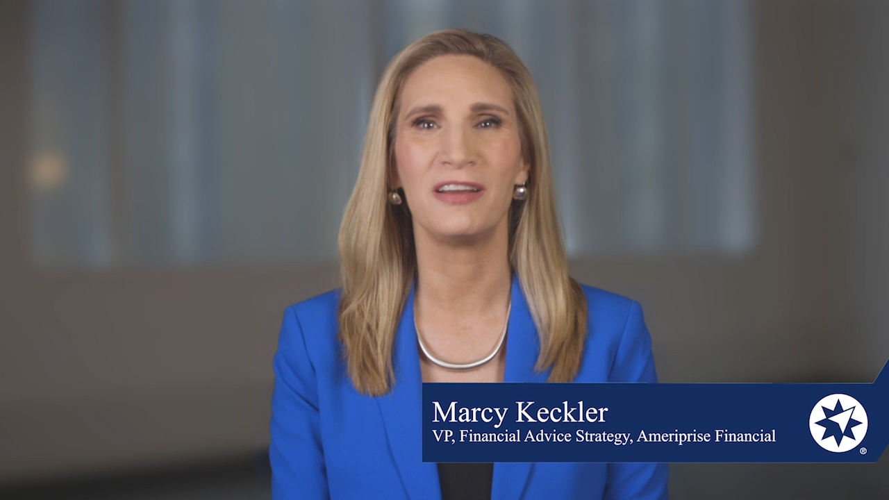 The Financial Comebacks study from Ameriprise found that most investors have experienced at least one major financial setback, but have also staged a comeback.