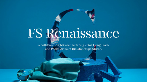Introducing FS Renaissance from the Monotype Studio. (Photo: Business Wire)