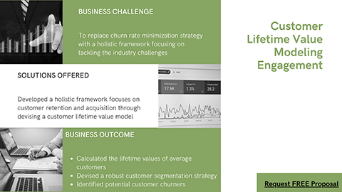 Customer Lifetime Value Modeling Engagement