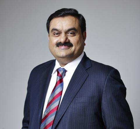 Mr. Gautam Adani, Chairman, Adani Group (Photo: Business Wire)