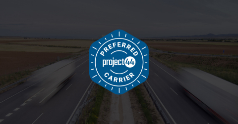 The industry's first Global Preferred Carriers Program evaluates and recognizes less-than-truckload and truckload carriers in the project44 network that have demonstrated excellence in performance and commitment to shipment visibility across multiple loads. (Graphic: Business Wire)