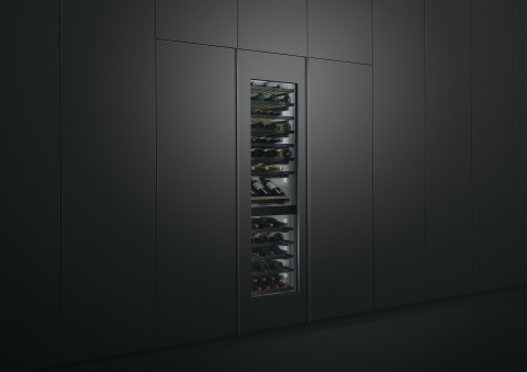 """Fisher & Paykel's 24"""" Integrated Wine Column (Photo: Business Wire)"""