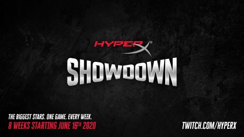 HyperX Showdown (Graphic: Business Wire)