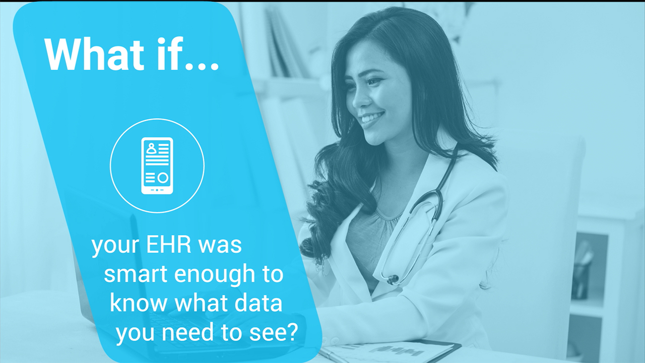 Video shares Wellsheet's AI platform in action as it provides an intuitive workflow that reduces time in the EHR which reduces physician burnout. (Video: Business Wire)