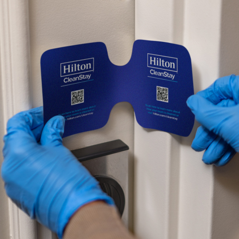 Hilton CleanStay Brings New Standard of Cleanliness Worldwide in Time for Summer Travel (Photo: Business Wire)