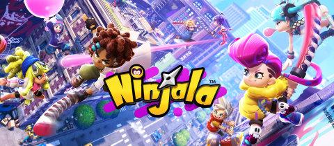 GungHo Online Entertainment將於2020年6月25日正式推出Nintendo Switch用忍者泡泡糖對戰動作遊戲Ninjala下載版,遊戲採基本遊玩免費制度。Ninjala以忍者×擊劍動作的世界為舞台,玩家可利用名為「忍者泡泡糖」的道具,暢享千變萬化的獨特動作,是一款有趣的忍者泡泡糖對戰動作遊戲。Ninjala下載版將於Nintendo eShop提供下載. 遊戲採基本遊玩免費機制。(圖片:美國商業資訊)