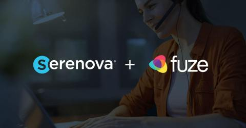 Serenova Announces Referral Partnership with Fuze (Graphic: Business Wire)