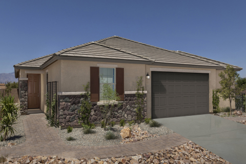 KB Home announces Bella Tierra is now open for sales in a premier East Tucson location. (Photo: Business Wire)