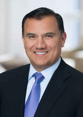 Incoming AVANGRID CEO Dennis Arriola (Photo: Business Wire)