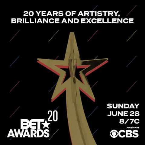 BET Awards 2020 Asset